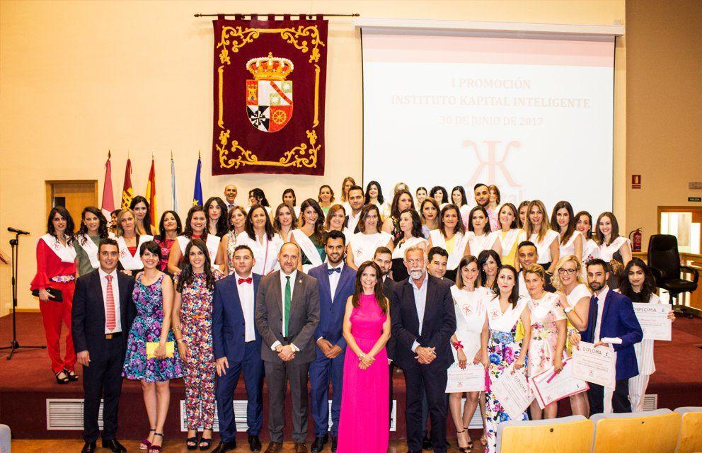 Graduación Kapital Inteligente Promoción 2015-2017