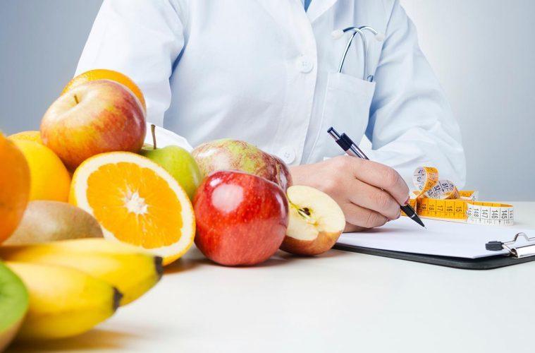 gestión del gabinete de dietética