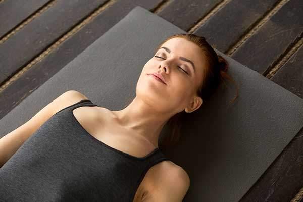 Técnicas de relajación antes de un examen