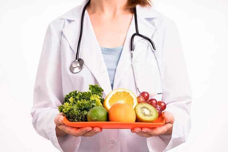 Tipos de dietas dietoterapia