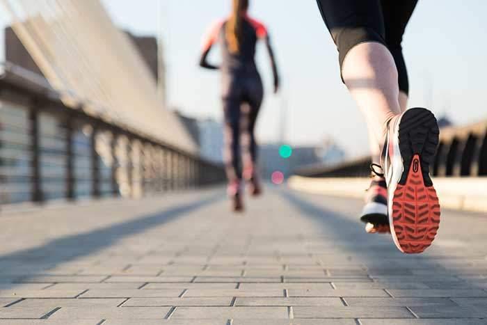 Alimentación para practicar running